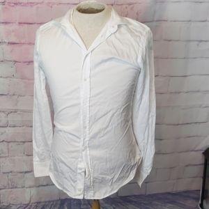 Armani collezioni slim fit men's dress shirt 40